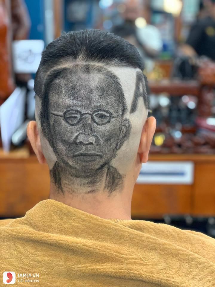 Tiệm Barber Shop Vũ Trí 1