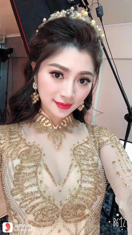 Tuyết Nhi Make Up - Bridal