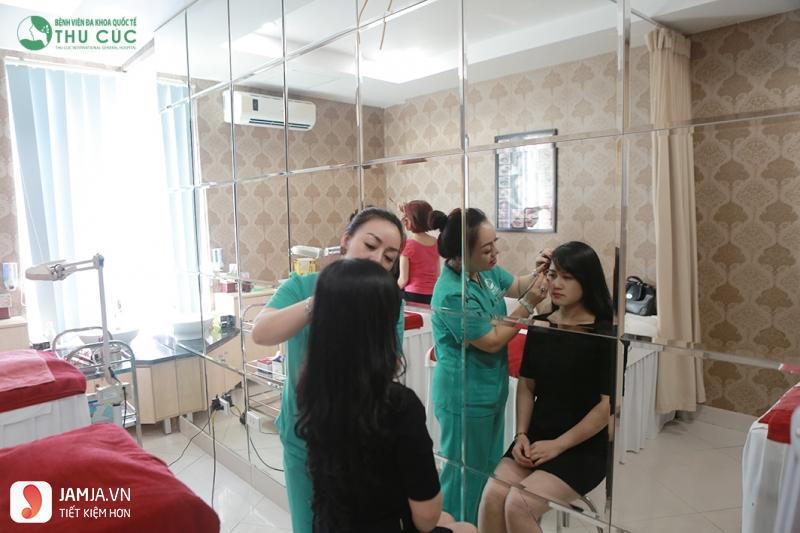 Bệnh viện Đa khoa Quốc tế Thu Cúc 1