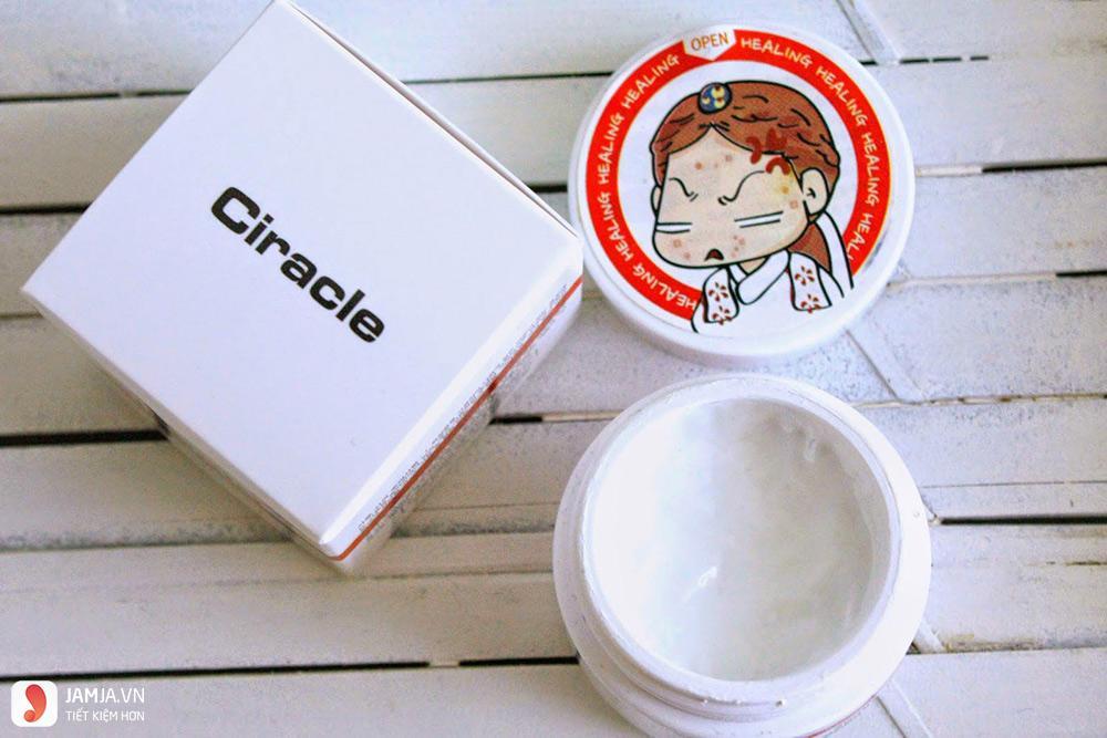 Kem trị mụn Ciracle Red Spot Healing Cream 1