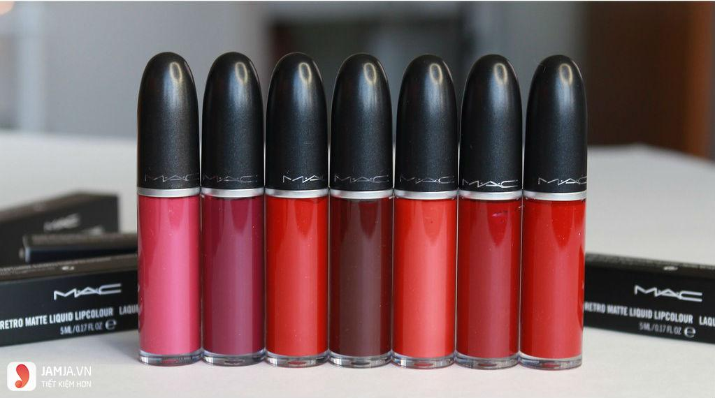 MAC Retro Matte Liquid 1