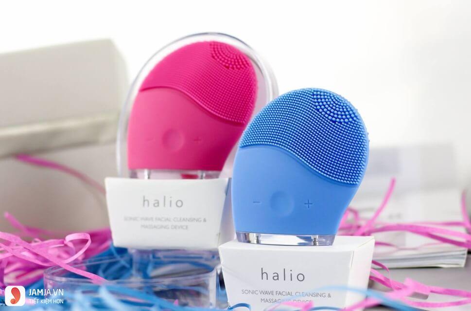 Máy rửa mặt Halio chính hãng giá bao nhiêu