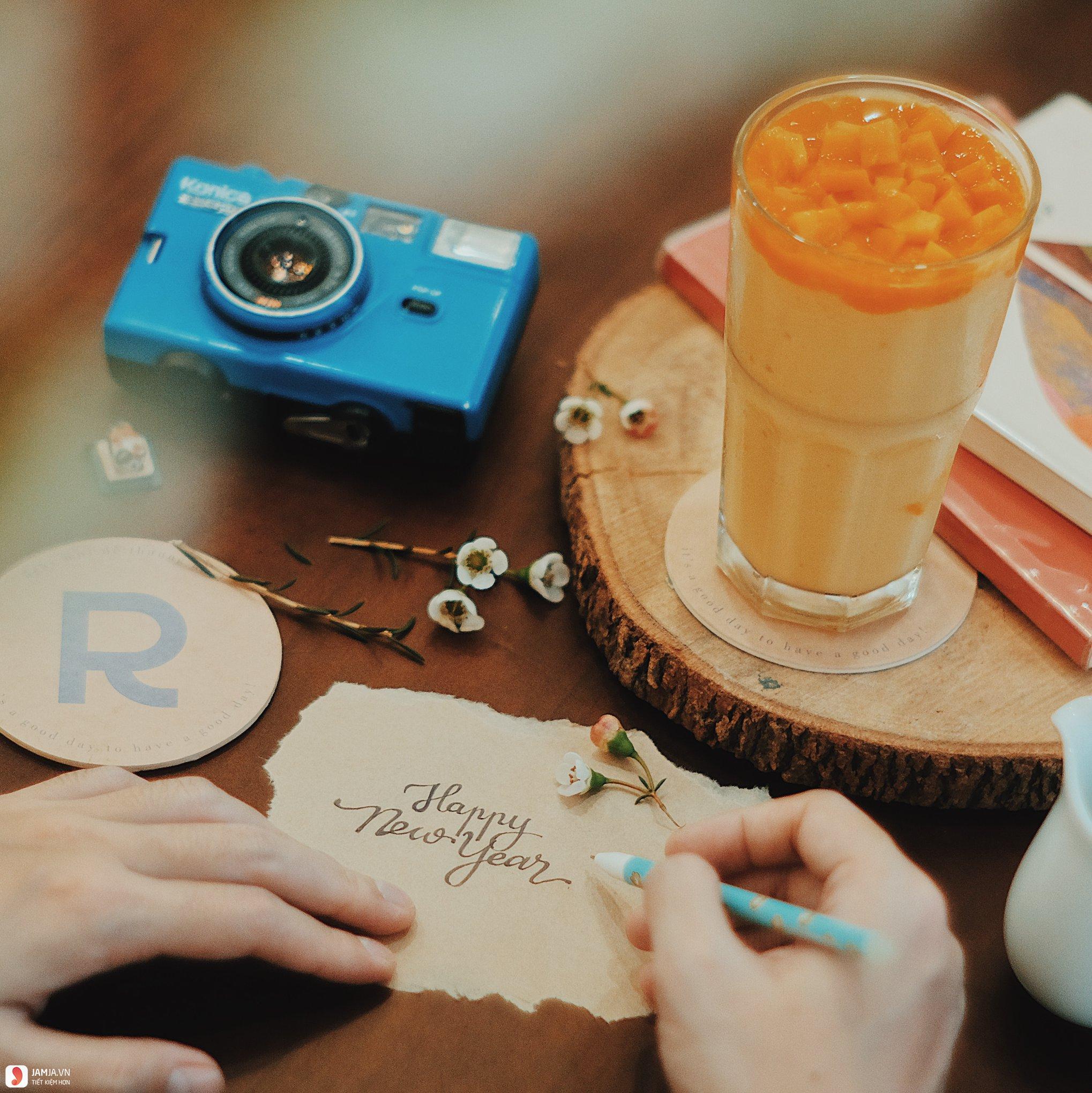 Ru Rú Cafe đồ uống