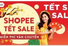 Shopee Tết Sale 2019