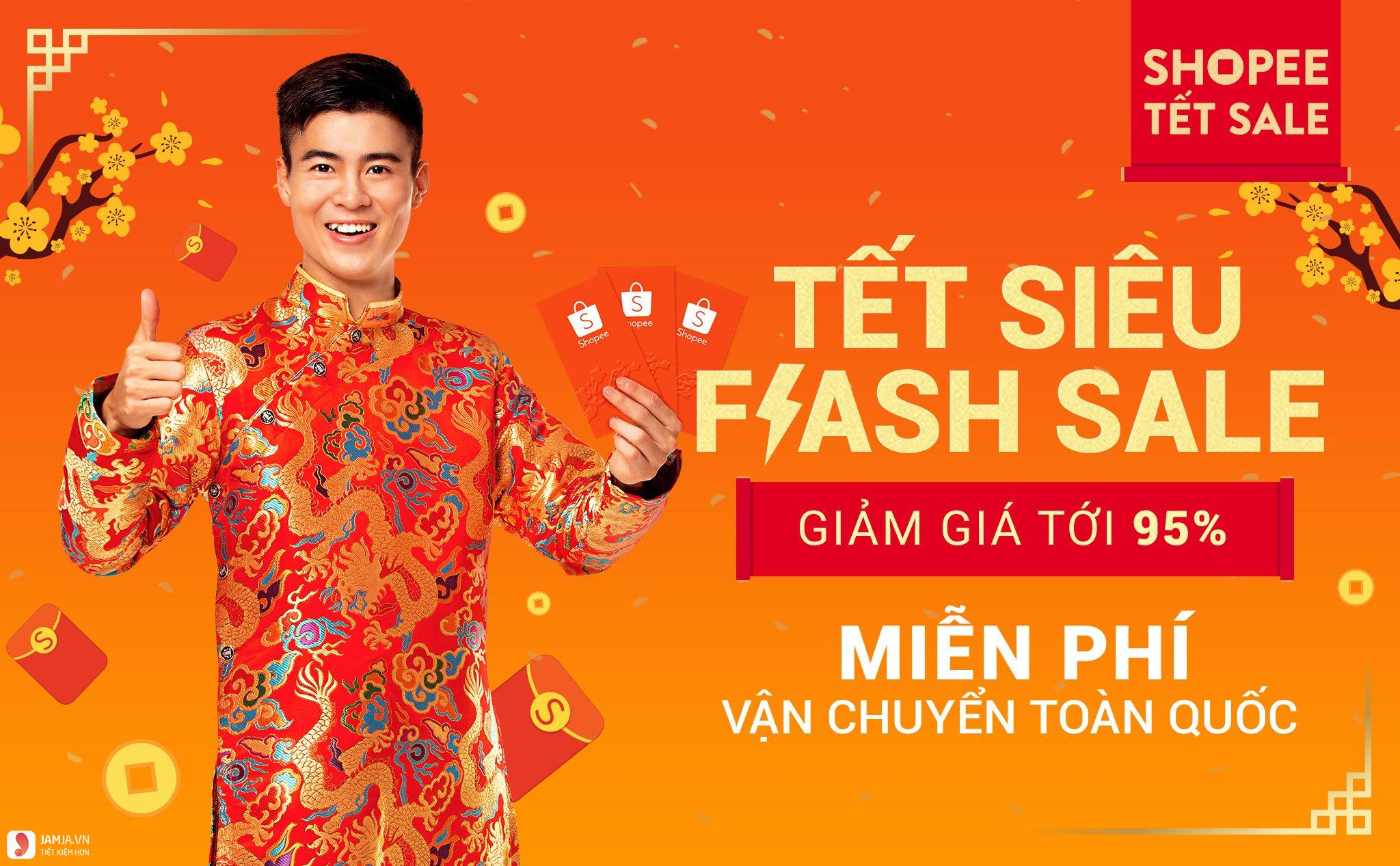 Deal Shopee Tết Sale