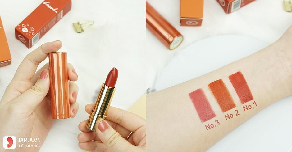 Hoonie Matte Lipstick No.2