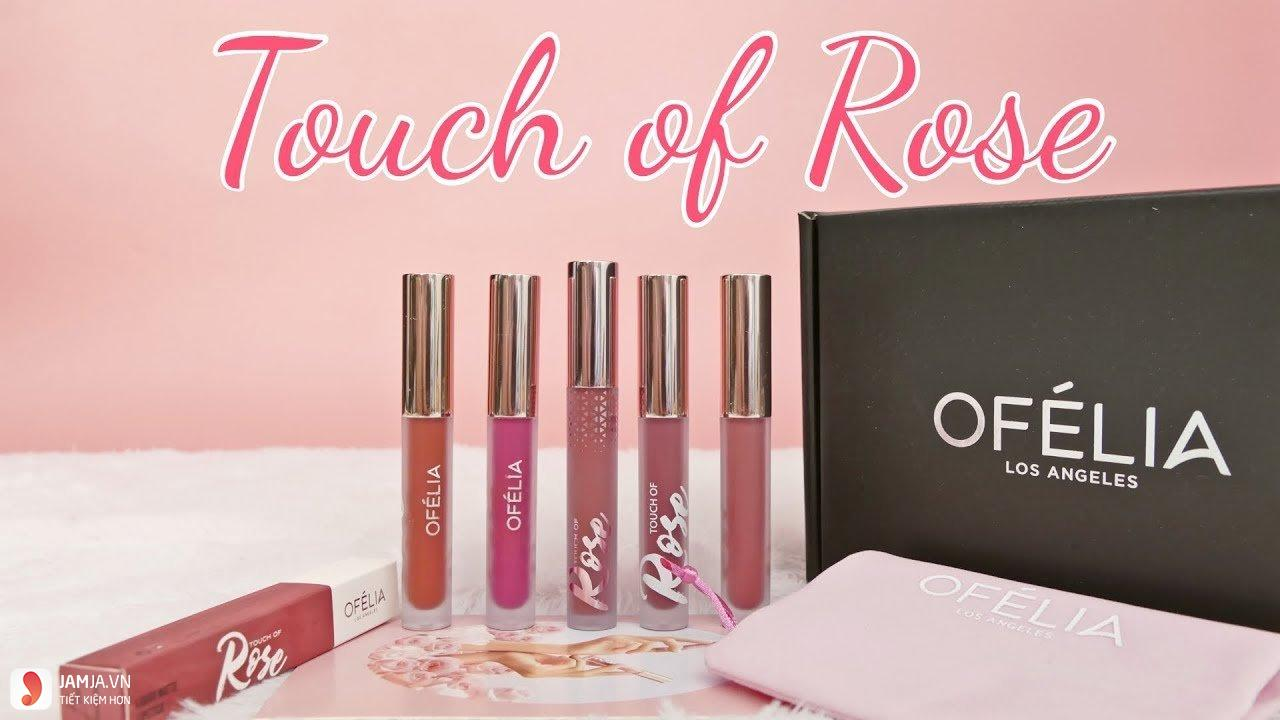 Son Ofélia Touch Of Rose Lipstick