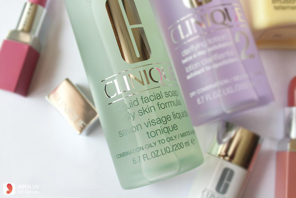 Clinique Liquid Facial Soap Oily Skin Formula 1