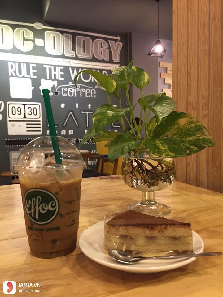 thức uống Effoc Coffee