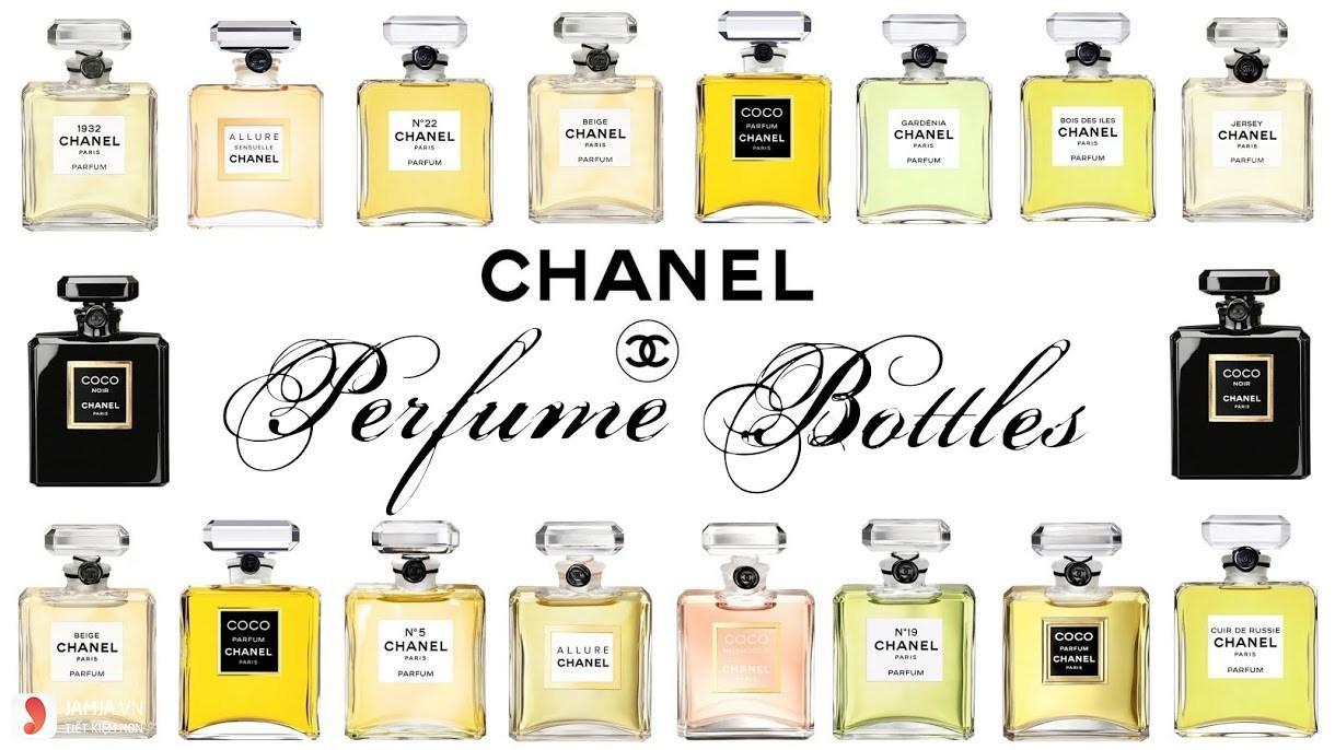 Thương hiệu Chanel 1