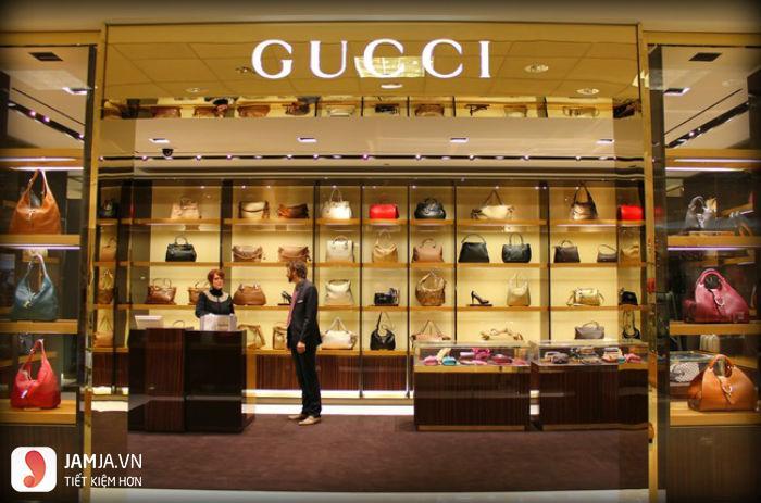 Thương hiệu Gucci 1