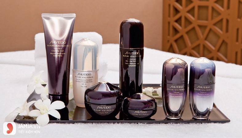 Thương Hiệu Shiseido 1