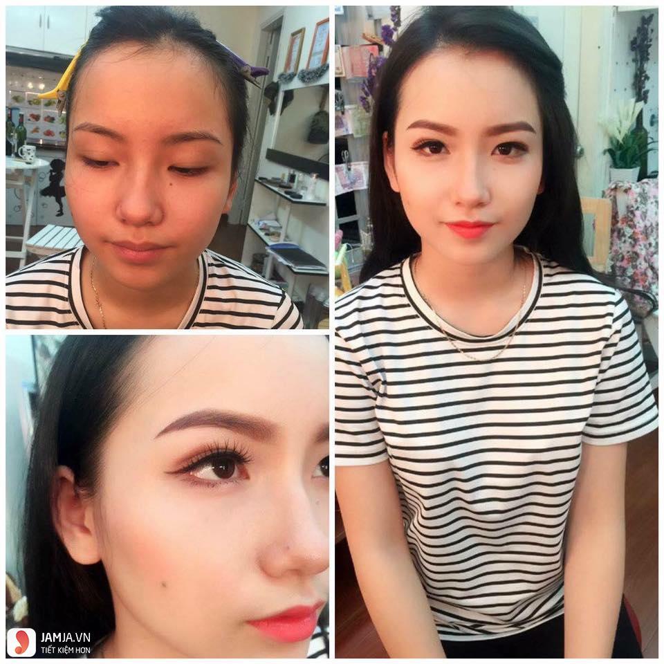 Liplip ĐÀO TẠO Make up Chuyên Nghiệp 3