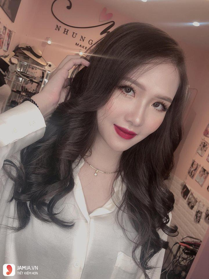 Nhung Sweet Make-Up 2