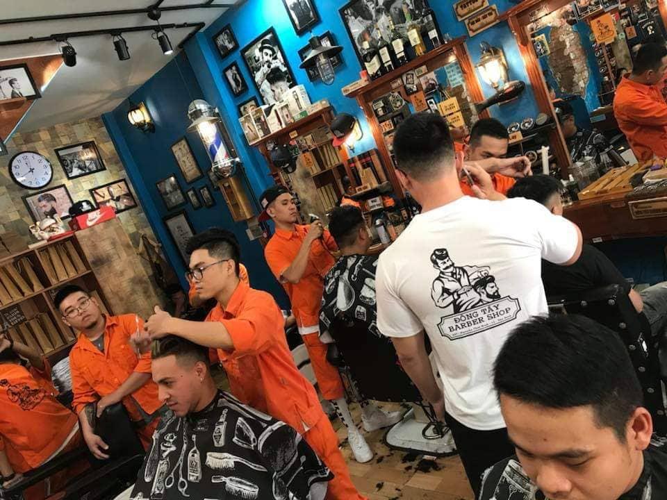 Đông Tây Barbershop 2