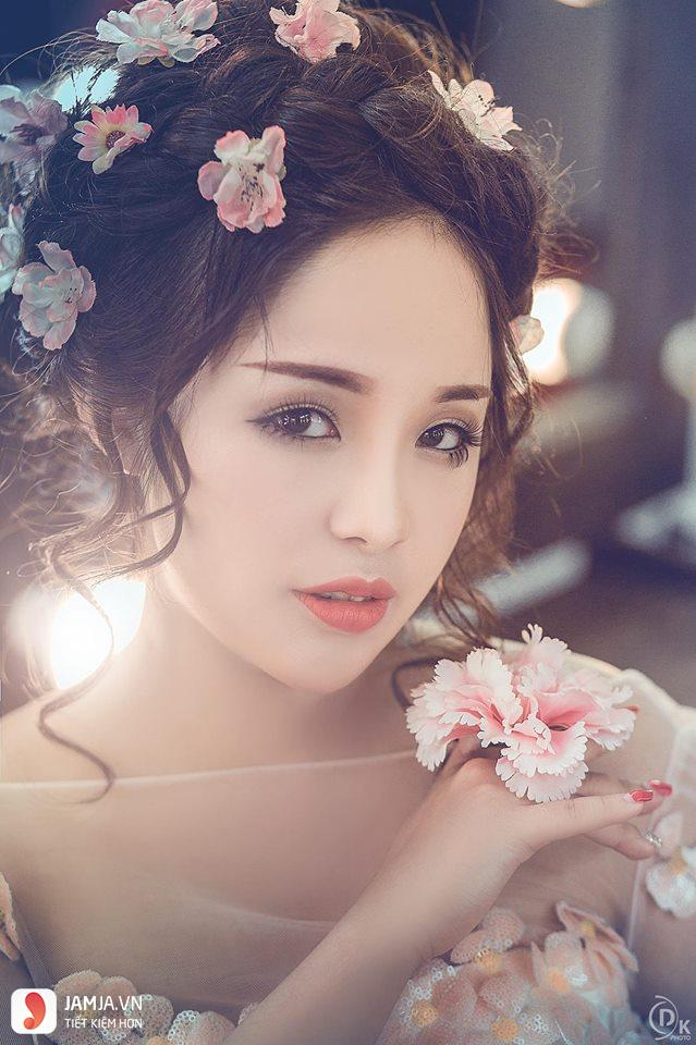 Make Up Hương Chanel 2
