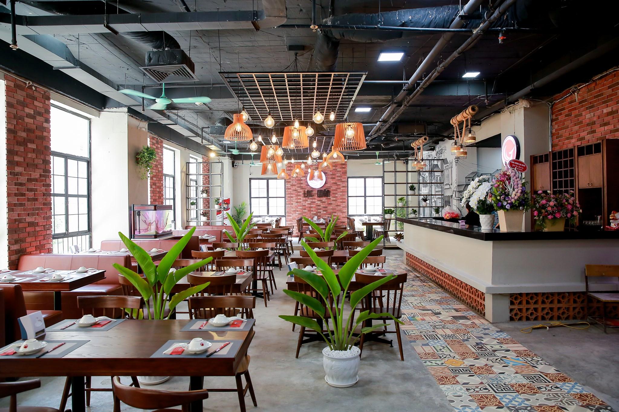 nhà hàng Lạc Quán