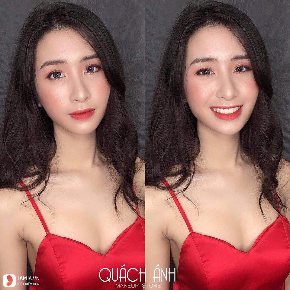 Quách Ánh Makeup Studio 2