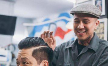 tiệm cắt tóc nam đẹp ở Tân Bình