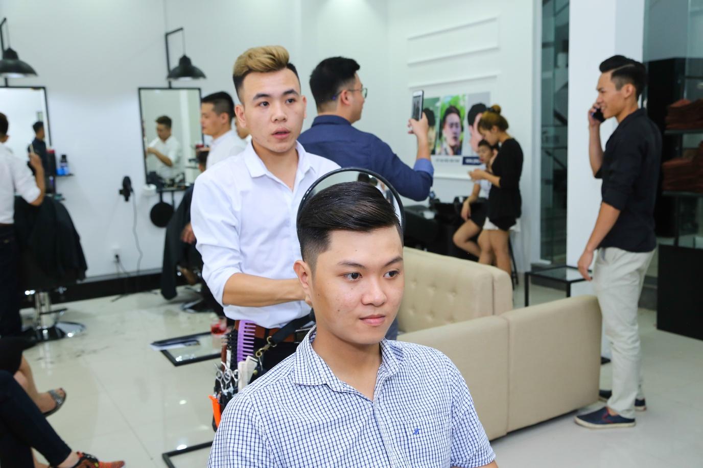 Tiệm tóc 30Shine 3