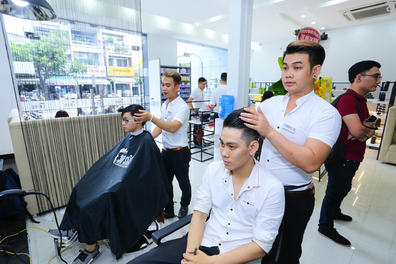 Tiệm tóc 30Shine 4
