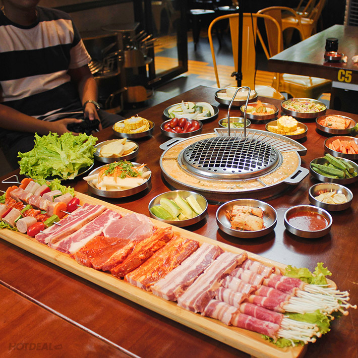 Bangkok BBQ Buffet 1