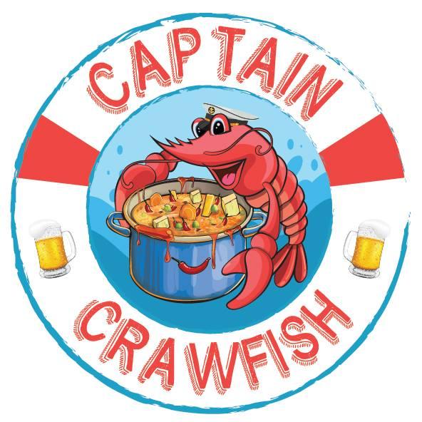 Captain Crawfish thương hiệu