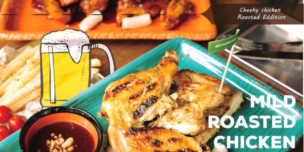 Cheeky Chicken - Sư Vạn Hạnh 2