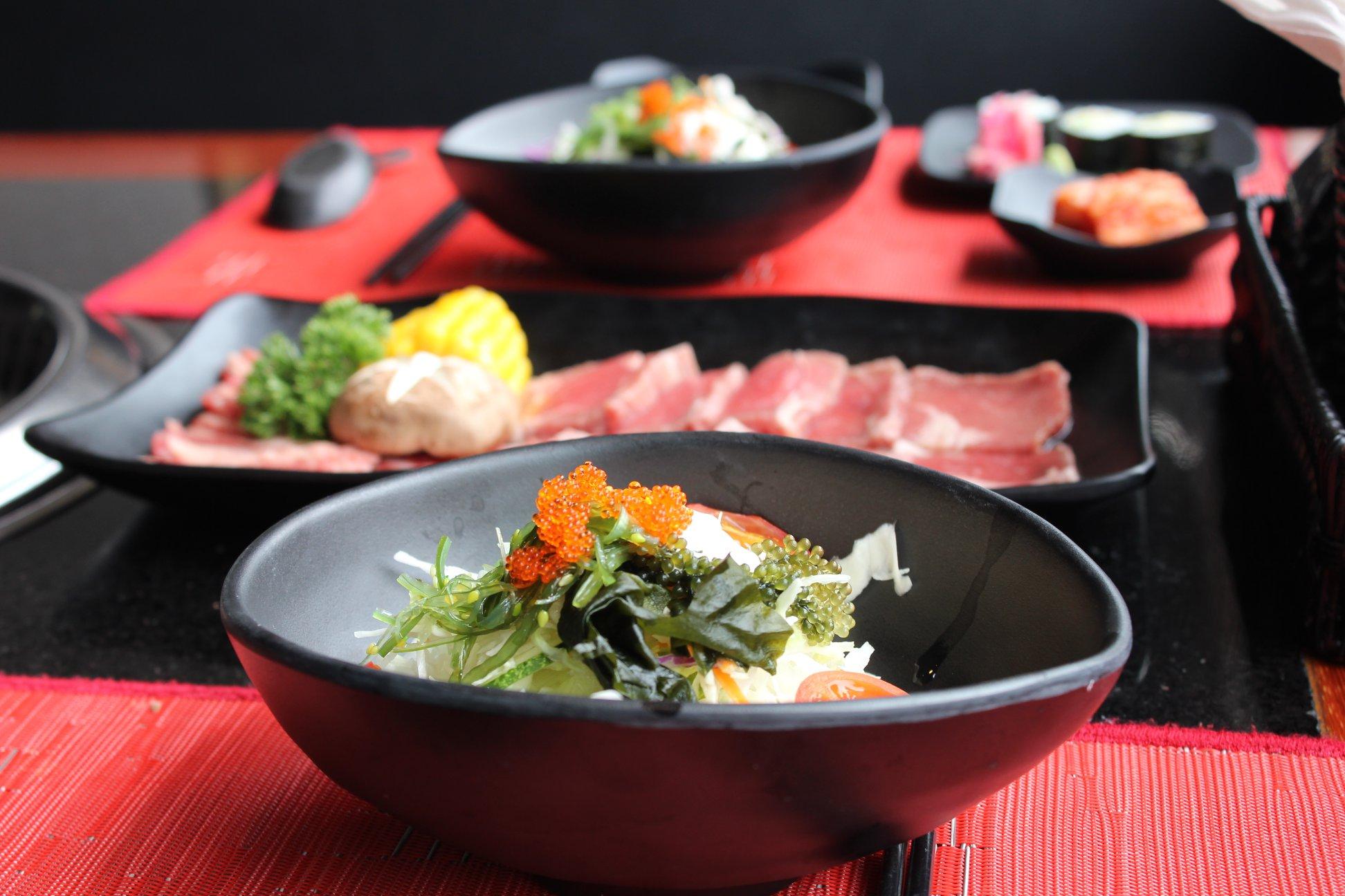 Hot N Tasty khai vị salad