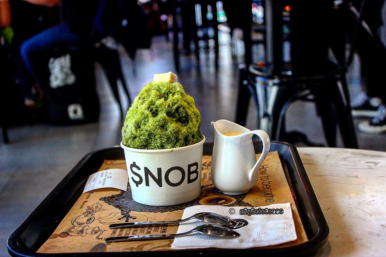 SNOB Coffee - Bingsu 1