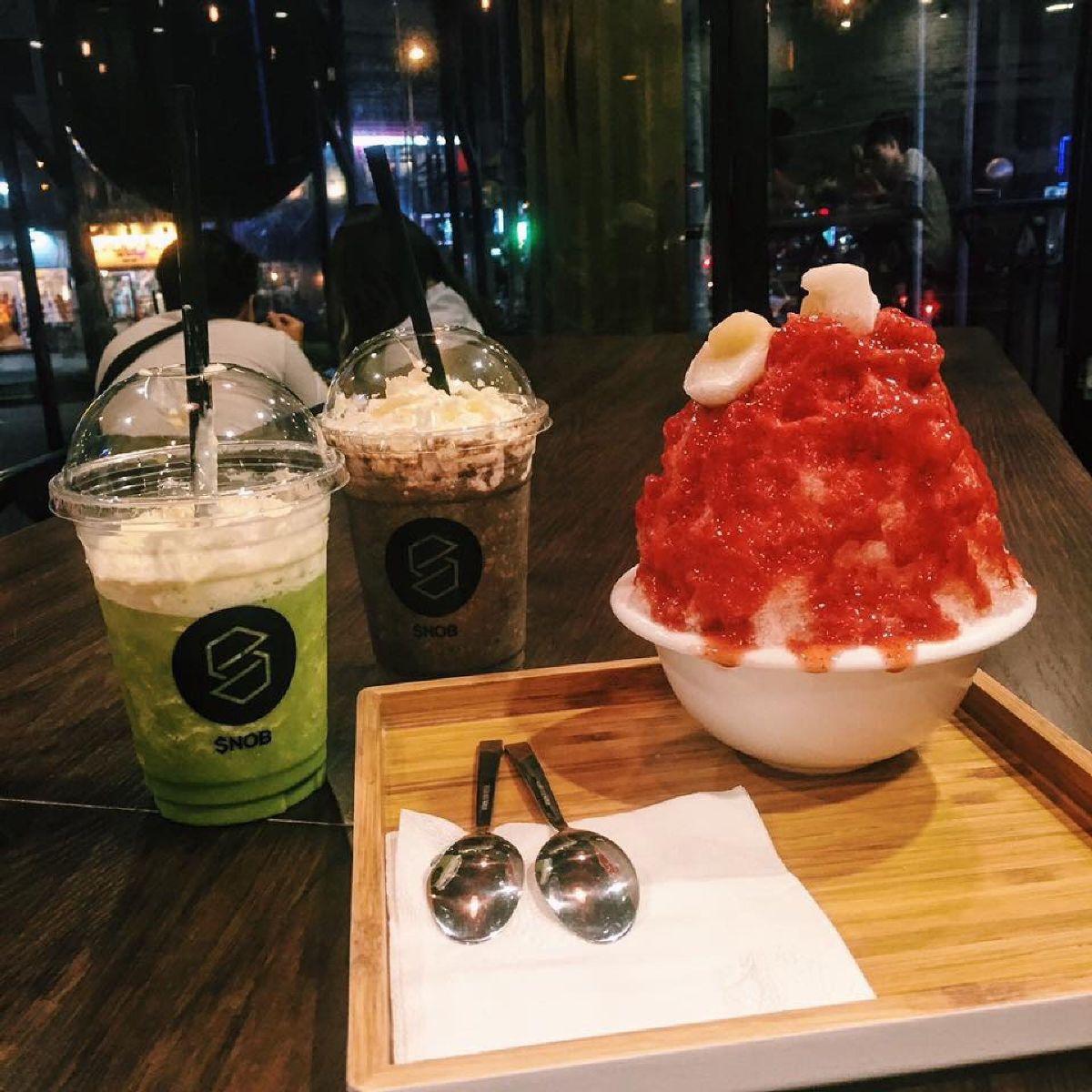 SNOB Coffee - Bingsu 2