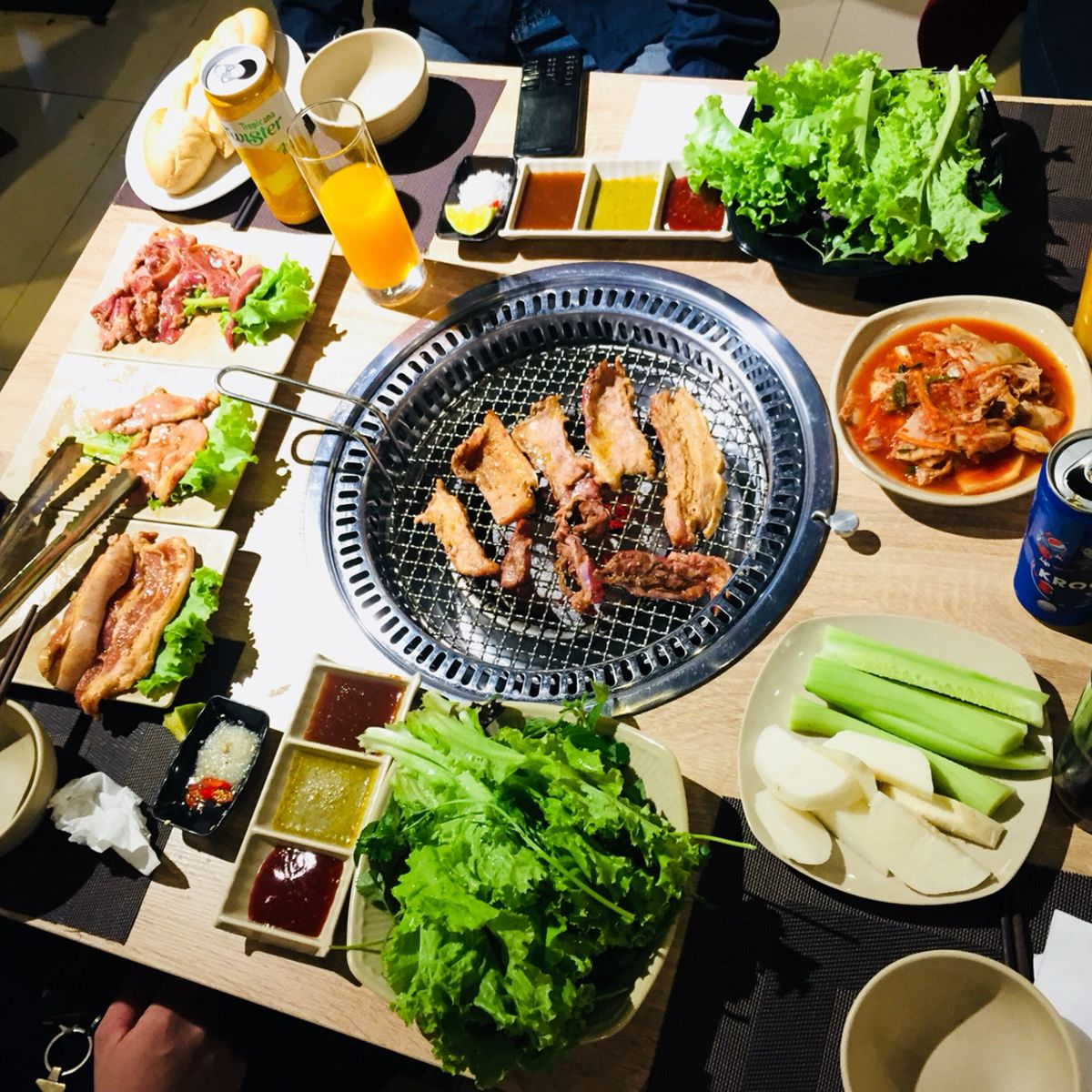 Sẹt Ky BBQ 2