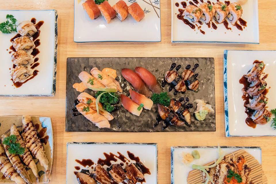 Sushi Cô Chủ Nhỏ 3