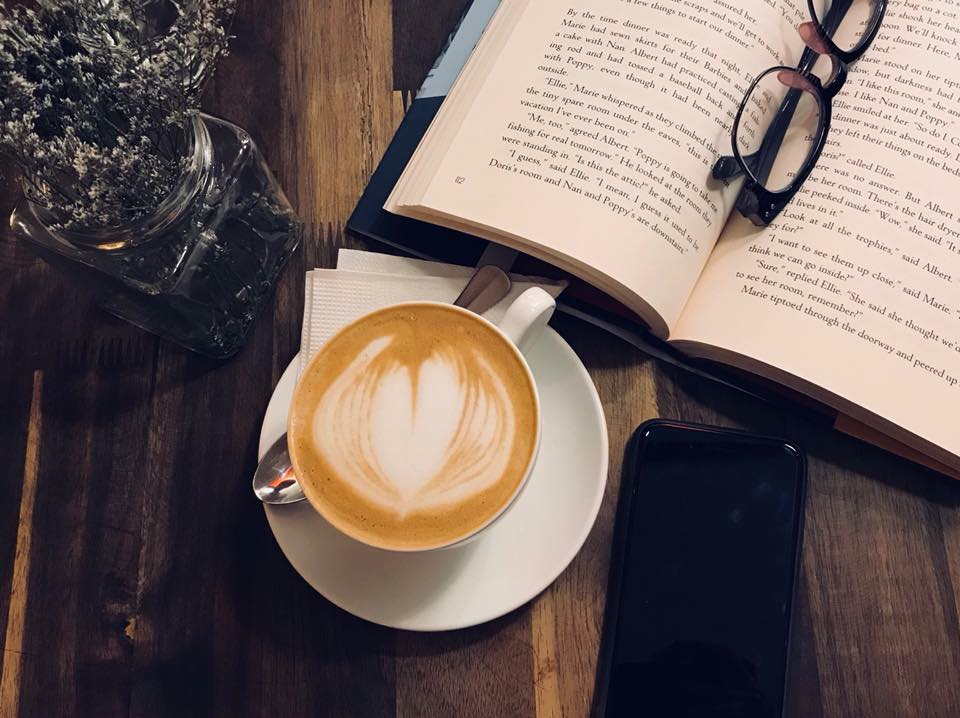 Tranquil Book & Coffee 4
