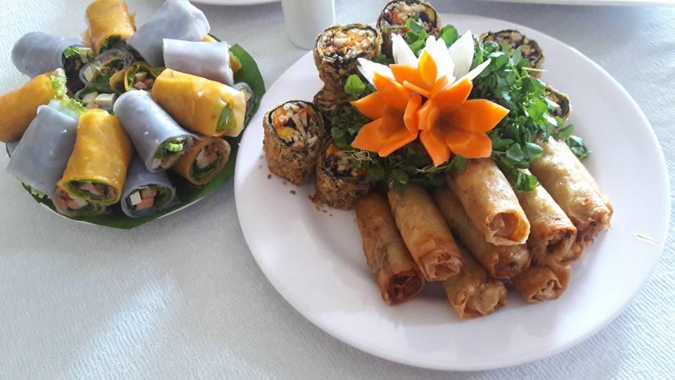Huệ Tâm - Ẩm Thực Chay đồ ăn