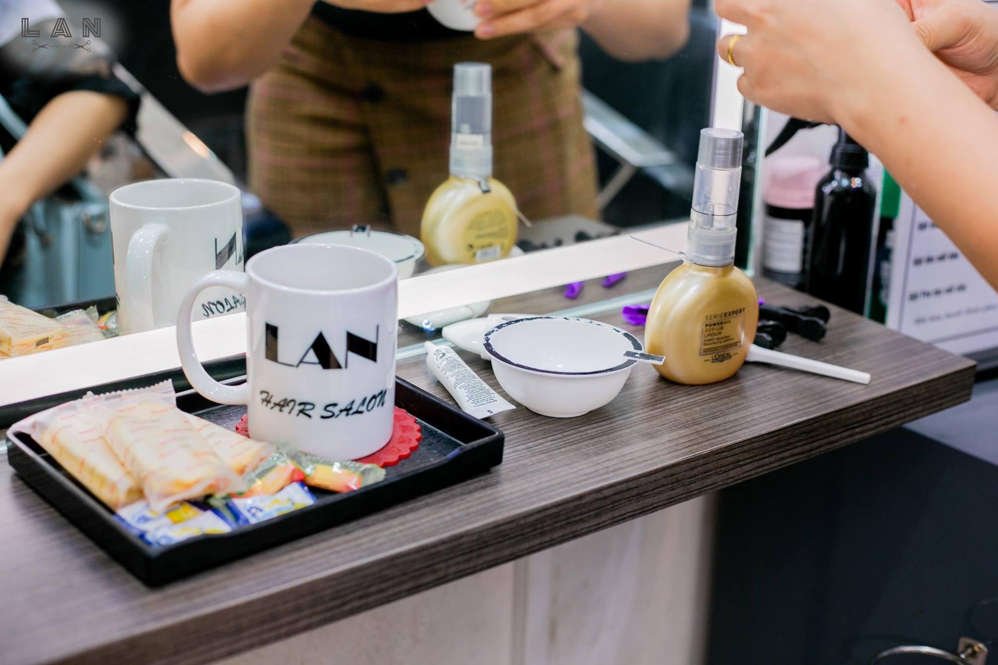 bên trong Lan Hair Salon 1