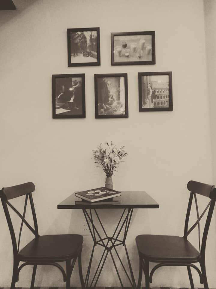 Bianco CAFFE phong cách