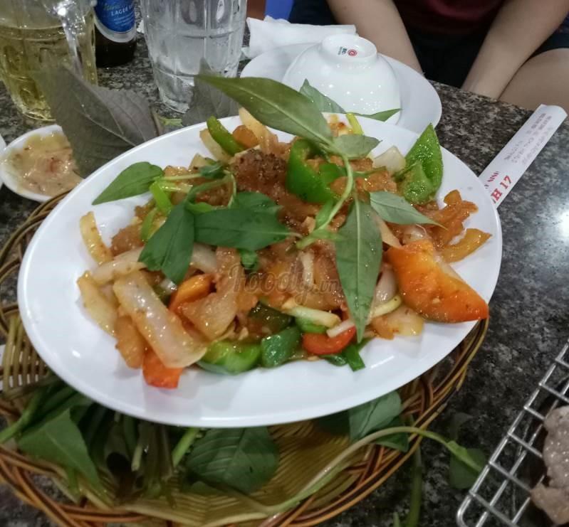 Bò Tơ Tây Ninh Năm Sánh 17 món ăn