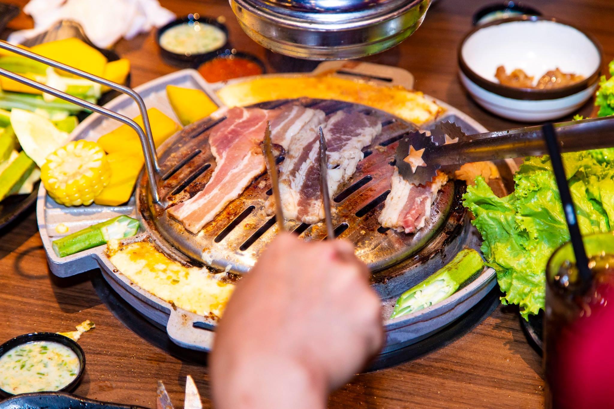 Buk Buk – Lê Văn Sỹ món ăn