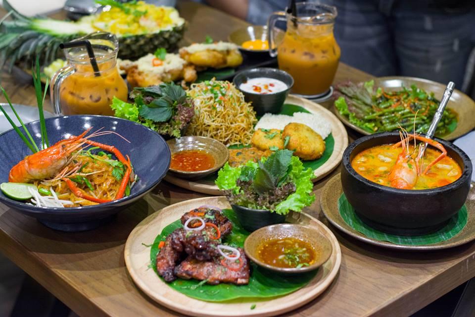 các món ăn tại Spice Temple ảnh1