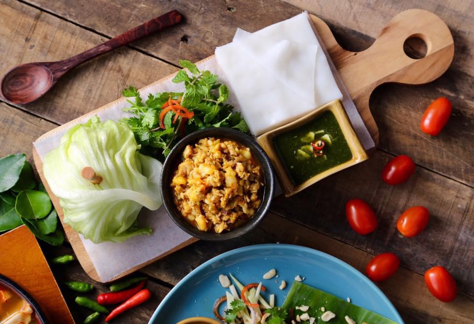 các món ăn tại Spice Temple ảnh2