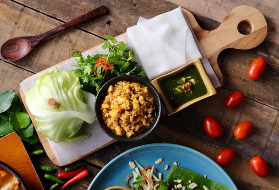 các món ăn tại Spice Temple ảnh5