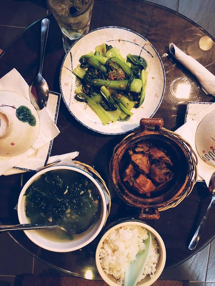 các món ăn tại Tiệm Nhà Ăn Số 7 ảnh4