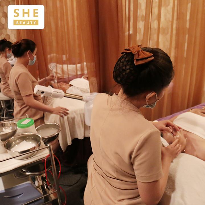 các dịch vụ tại She Beauty Clinic