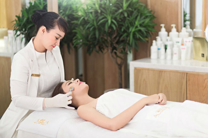 Các dịch vụ tại thẩm mỹ việnAqua Skin Clinic