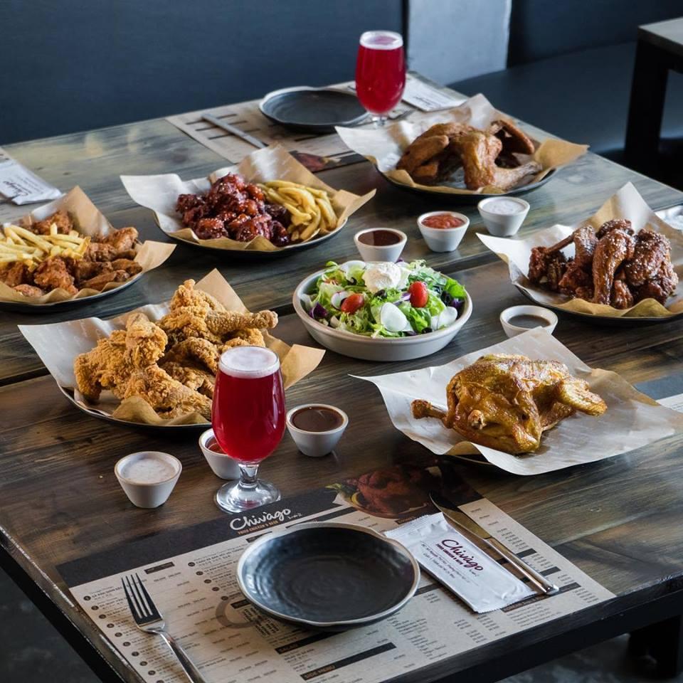 các món ăn tại Chivago Chicken ảnh1