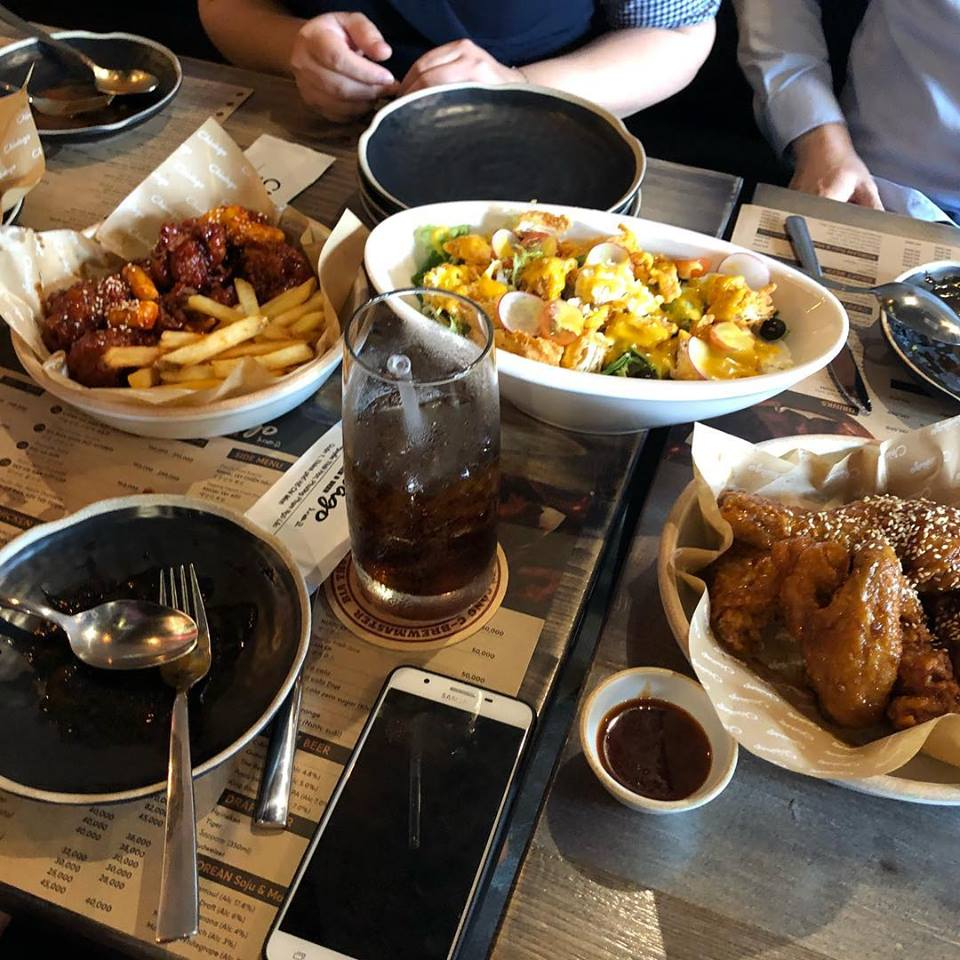 các món ăn tại Chivago Chicken ảnh2