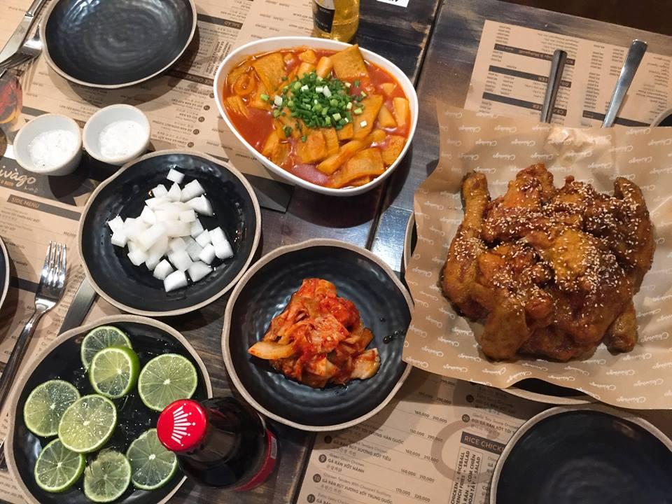 các món ăn tại Chivago Chicken ảnh5