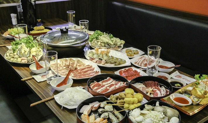 các món ăn tại Choice Hotpot ảnh1