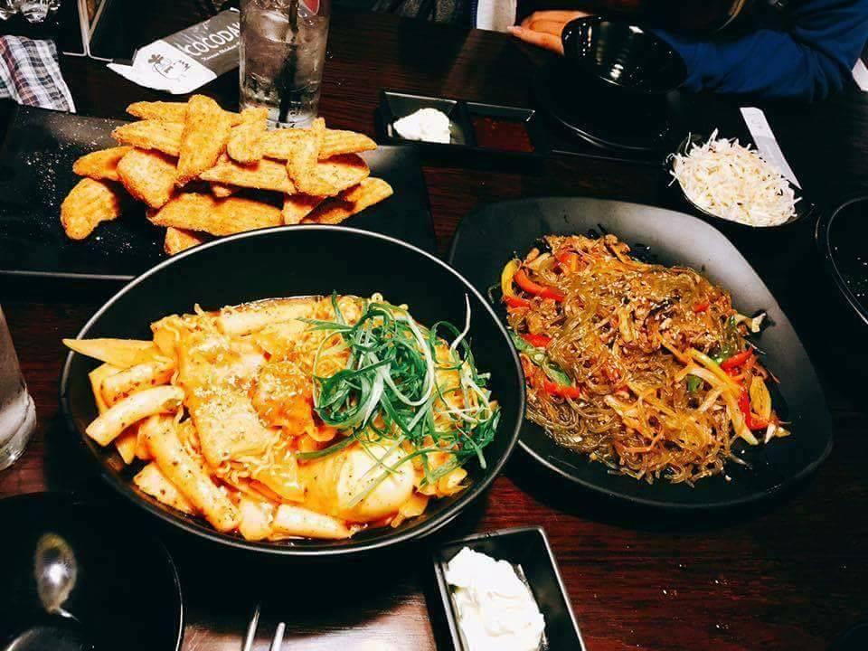 các món ăn tại Coco Dak ảnh2